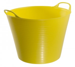 TUBTRUGS® FLEXIBLE MEDIUM 26L YELLOW