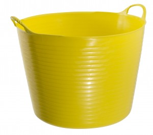 TUBTRUGS® FLEXIBLE LARGE 38L YELLOW