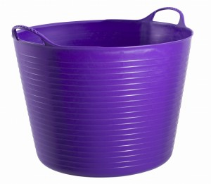 TUBTRUGS® FLEXIBLE LARGE 38L PURPLE