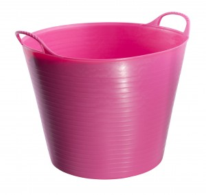 GORILLA TUB® MEDIUM 26L PINK