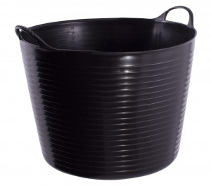 GORILLA TUB® LARGE BLACK 38 L